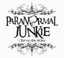 Paranormal Junkie One Piece - Short Sleeve