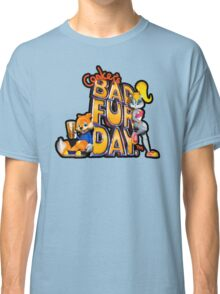 Conker's Bad Fur Day N64 Retro nintendo game fan shirt Classic T-Shirt