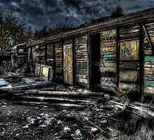 Boxcar by Andrew Pounder