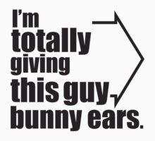 Bunny Ears! Baby Tee