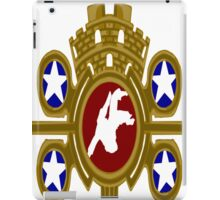 Cuban Judo iPad Case/Skin