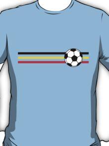 Football Stripes Belgium T-Shirt