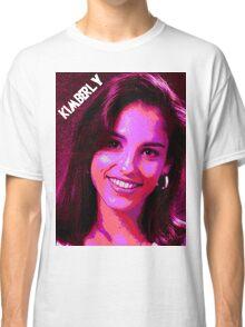 Pink Ranger Kimberly Classic T-Shirt