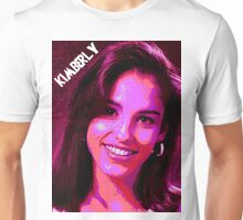 Pink Ranger Kimberly Unisex T-Shirt