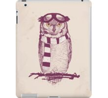 The aviator iPad Case/Skin