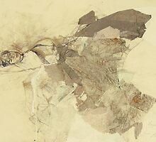Hommage à Degas VIII by Ute Rathmann