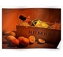 Quality Rum Fine Art Poster