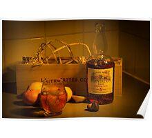 Dark Rum Fine Art Poster