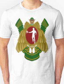 Iranian Tennis Unisex T-Shirt