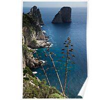 The Mediterranean Magic of Capri  Poster