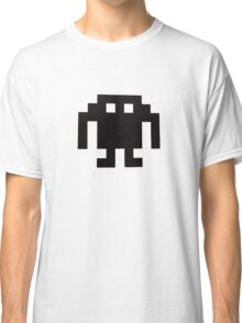funny space invader Classic T-Shirt