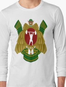 Iranian Weightlifting Long Sleeve T-Shirt