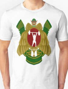 Iranian Weightlifting Unisex T-Shirt