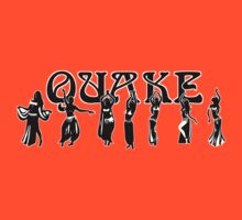 Quake Belly Dance by Peter Giles