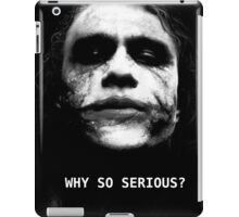 The Joker. iPad Case/Skin