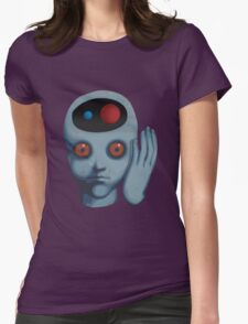 Fantastic Planet Womens Fitted T-Shirt