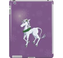 Holly Unicorn iPad Case/Skin