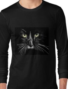 Wild nature - pussy #15 Long Sleeve T-Shirt