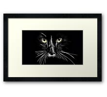 Wild nature - pussy #15 Framed Print