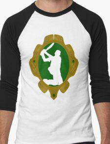 Irish Cricket Men's Baseball ¾ T-Shirt