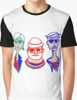 Squad Up Graphic T-Shirt