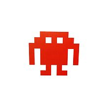 funny space invader by svatopluc