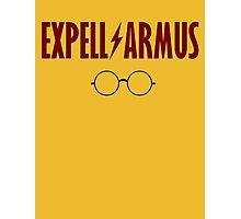 Expelliarmus!  Photographic Print