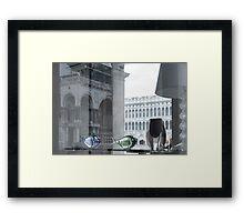 Showcase Framed Print