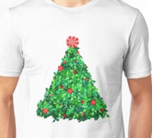 Holly Tree Unisex T-Shirt
