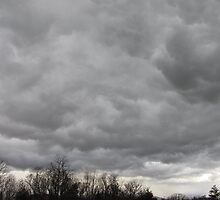 Storm Clouds by Ginny York