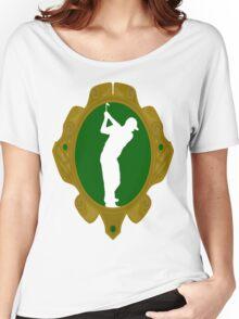 Irish Golf Women's Relaxed Fit T-Shirt