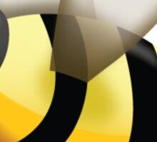 Bee Emoji Sticker