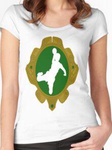 Irish Handball Women's Fitted Scoop T-Shirt