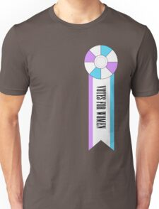 Well Done, Sister Suffragette! Unisex T-Shirt