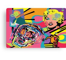 Artist Tribute Canvas Print