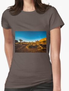 Monument Valley branch Womens Fitted T-Shirt