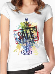 Coppelia Women's Fitted Scoop T-Shirt
