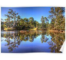 Yea Wetlands Poster