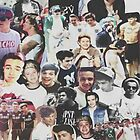 One Direction Collage by Deborah  Stormborn