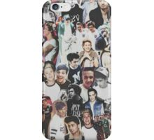 One Direction Collage iPhone Case/Skin