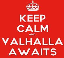 Valhalla Awaits by E R