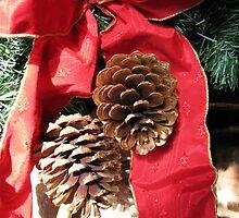 Christmas Decoration - Ye Olde White Harte Hotel by BlueMoonRose