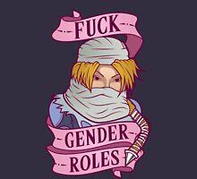 Fuck Gender Roles Unisex T-Shirt