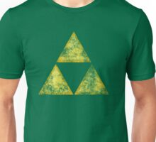Distressed Hyrule Triforce Unisex T-Shirt