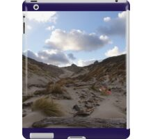 West Ruggedy Dune iPad Case/Skin