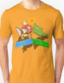 Magikarp vs. Metapod - Ultimate Showdown T-Shirt