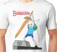 The Legend of Bubblegum - Adventure Time/Zelda crossover Unisex T-Shirt