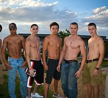 Broke Straight Boys 03 by Damian  Christopher Photography