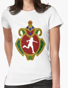 Mauritius Trail Running Womens Fitted T-Shirt