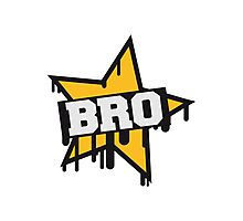 Bro Star Photographic Print
